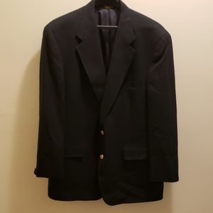 Brooks Brothers Dark Navy Blue Sport Jacket